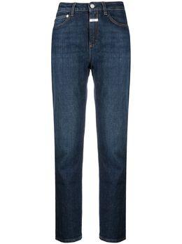 Closed джинсы скинни с завышенной талией C9193305E3R