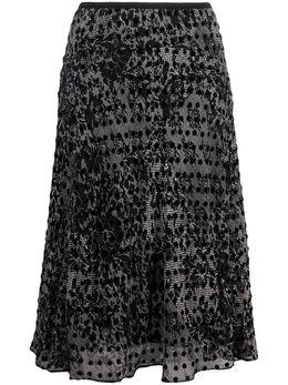 Dvf Diane Von Furstenberg расклешенная юбка Patli А-силуэта 15511