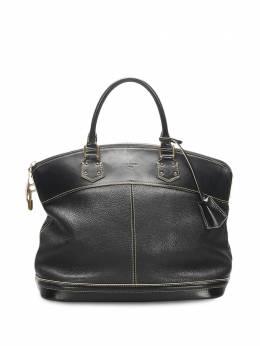 Louis Vuitton сумка-тоут Suhali Lockit MM 2006-го года 0ILVHB067