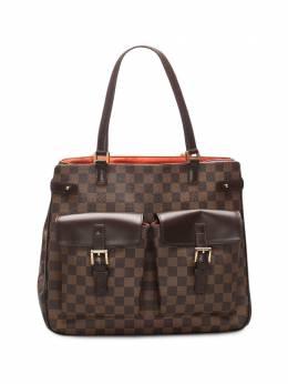 Louis Vuitton сумка-тоут Damier Ebène Uzes 2003-го года 0HLVTO091