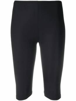 Mm6 Maison Margiela облегающие шорты S52MU0073S20518
