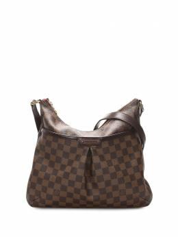 Louis Vuitton сумка на плечо Damier Ebène Bloomsbury PM 2009-го года 0ILVCX025