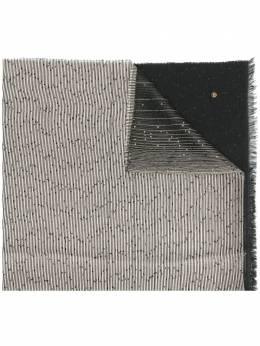 Twin-Set платок в полоску с пайетками 202TA4404