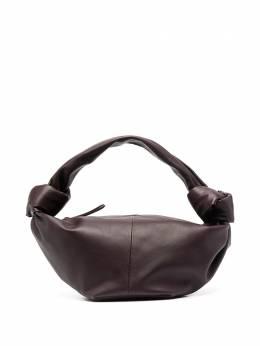 Bottega Veneta мини-сумка с верхней ручкой 629635VCP41