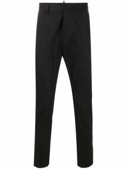 Dsquared2 классические брюки строгого кроя S74KB0107S43575