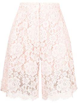 Dolce&Gabbana кружевные шорты FTBXSTHLMEA