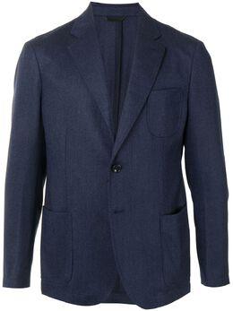 Giorgio Armani однобортный пиджак 0SGGG0CGT01XC
