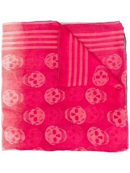 Alexander McQueen шарф с эффектом градиента 6492823A29Q