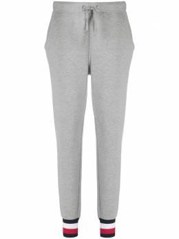 Tommy Hilfiger спортивные брюки с полосками на манжетах WW0WW24970