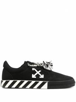Off-White low vulcanized sneakers OMIA085R21FAB0011001