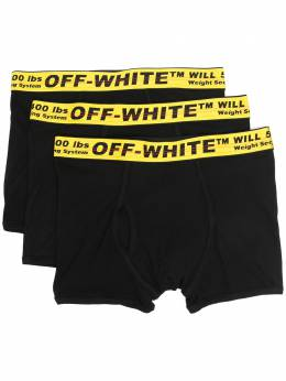 Off-White 3-pack boxers OMUA001R21FAB002