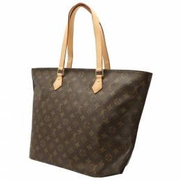 Louis Vuitton Brown Monogram Canvas All-in PM Tote Bag 357762