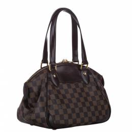 Louis Vuitton Damier Ebene Canvas Verona PM Bag 358723