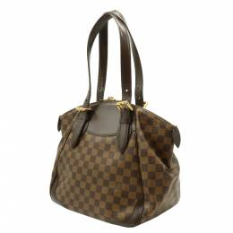 Louis Vuitton Brown Damier Ebene Verona GM Bag 357772