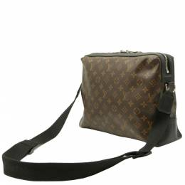 Louis Vuitton Brown Monogram Canvas Macassar Torres Bag 357748