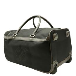 Louis Vuitton Black Damier Geant Canvas Eole 50 Boston Bag 357744