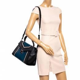 Michael Kors Tri Color Leather Whitney Top Handle Bag 360966
