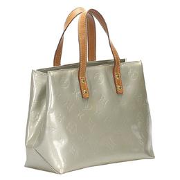 Louis Vuitton Grey Monogram Vernis Reade PM Bag 358807