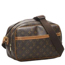 Louis Vuitton Monogram Canvas Reporter PM Bag 358815