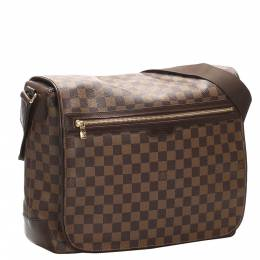 Louis Vuitton Brown Damier Ebene Canvas Spencer bag 358499