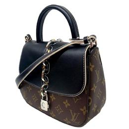 Louis Vuitton Brown Monogram Cnavas Chain It PM Bag 357711