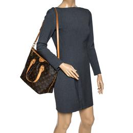 Louis Vuitton Monogram Canvas Palermo PM Bag 361821
