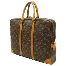 Louis Vuitton Brown Monogram Canvas Porto Documents Voyage Business Bag 357643