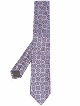 Canali галстук с узором HJ0097918