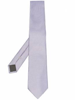 Canali галстук с узором HJ0049818