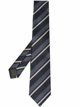 Canali галстук в полоску 18HJ01253