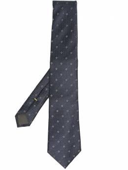 Canali галстук с узором 18HJ01236