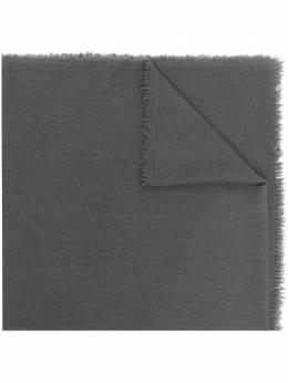 Faliero Sarti кашемировый шарф с бахромой I212030