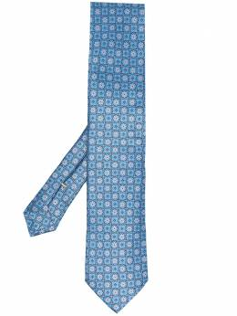 Canali галстук с узором 70HJ0748
