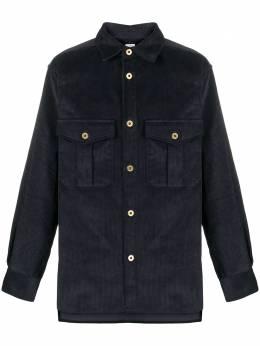Loewe вельветовая рубашка с длинными рукавами H526Y05W07