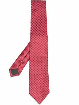 Canali галстук с узором 18HJ01220