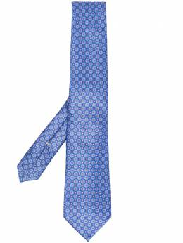 Canali галстук с узором 18HJ02514