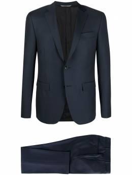 Canali костюм-двойка с однобортным пиджаком AS103153019225