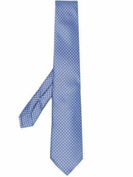 Canali галстук с узором 18HJ02512