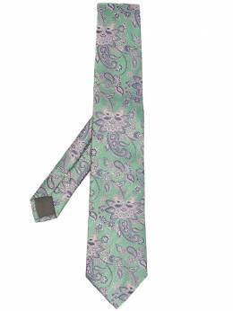 Canali галстук с узором пейсли HJ0098618