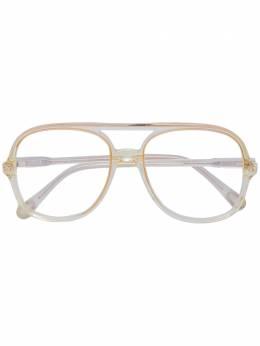 Chloe Eyewear очки в квадратной оправе CE2722