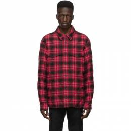 Moncler Grenoble Red Down Briere Jacket F20971B5120054AEH