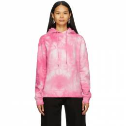 Paco Rabanne Pink Peter Saville Edition Lose Yourself Hoodie 21PJSW029CO0392
