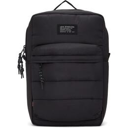 Levi's Black L Pack Backpack 38004-0269