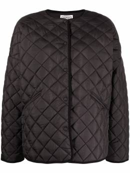 Toteme oversized quilted jacket 211177732