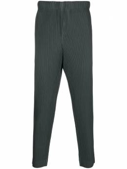 Homme Plisse Issey Miyake pleated tapered trousers HP08JF118