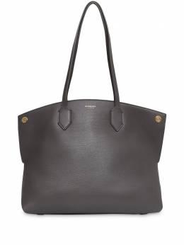 Burberry сумка-тоут Society с логотипом 8035570