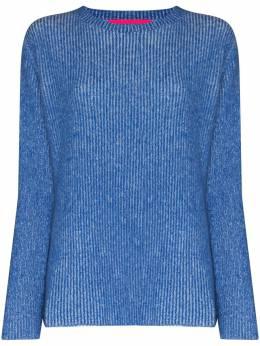The Elder Statesman кашемировый свитер в рубчик 200428