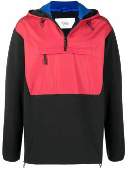 Aztech Mountain худи Hut Fleece в стиле колор-блок AMW40026
