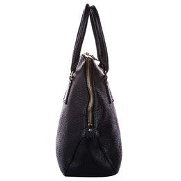 Burberry Black Leather Medium Orchard Bag 358706