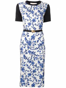 Tory Burch Greer panelled dress 73346